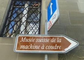 Image de l'activite Musée suisse de la machine à coudre et des objets insolites