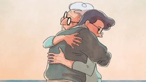 Alzheimer: je ne t'oublie pas grand-maman