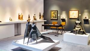 La Brussels Art Fair : un salon d'art hors du commun